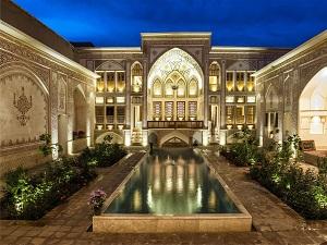 Masions historiques Kashan-Circuit historique en Iran