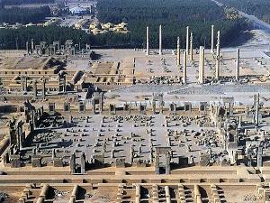 Persépolis-Circuit historique en Iran