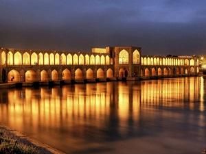 Circuit historique en Iran