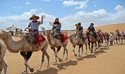 Trek désert Iran