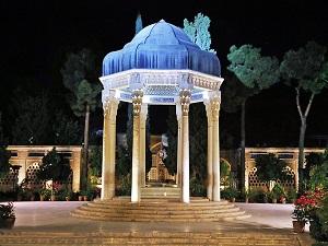 mausolée de Hafez Shiraz-Circuit historique en Iran