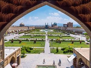 naqsh-e Jahan Ispahan-Circuit historique en Iran