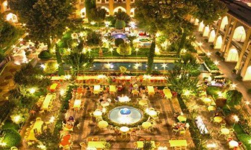 Hôtel Abbasi Isfahan Iran
