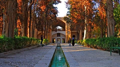 Guide de voyage à Kashan