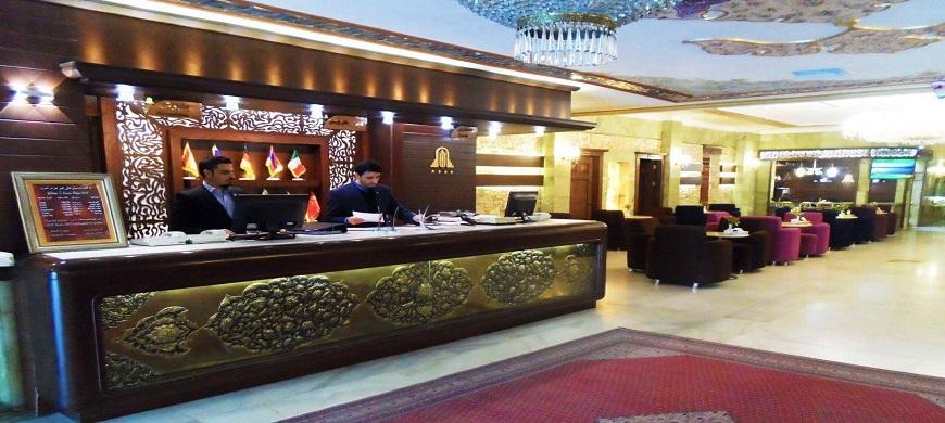 Hôtel Ali Qapu Isfahan Iran