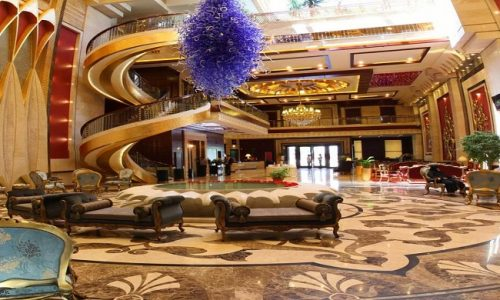 Hôtel Darvishi Mashhad Iran