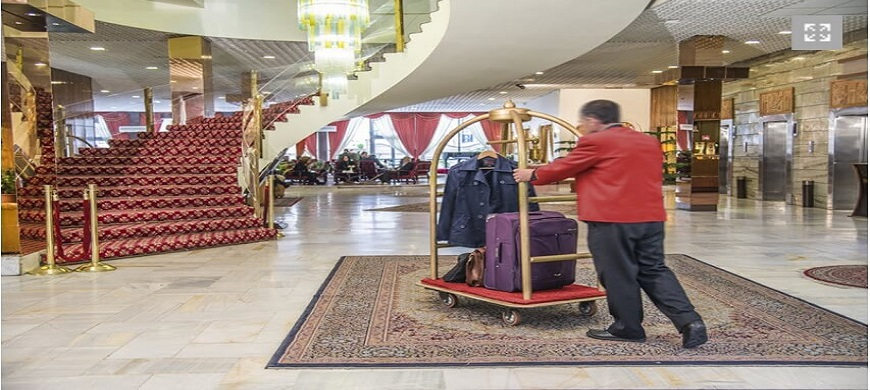 Hôtel Parsian Enghelab Téhéran Iran