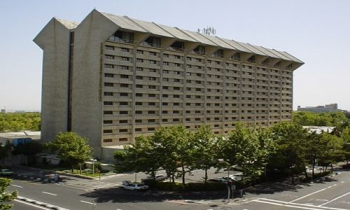 Hôtel International Laleh Téhéran Iran
