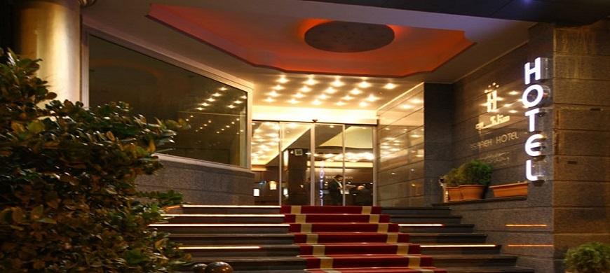 Hôtel Asareh Téhéran Iran