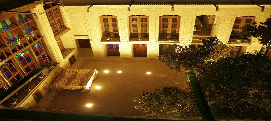Hôtel traditionnel Niayesh Shiraz Iran