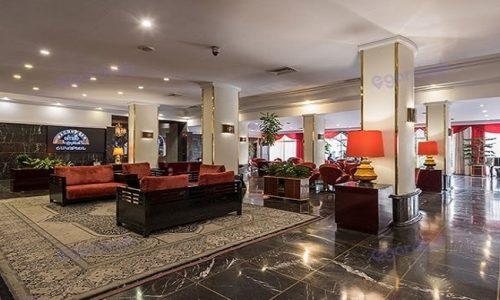 Hôtel Homa Téhéran Iran