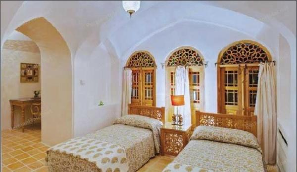 Hôtel Manouchehri traditionnel hôtel kachan