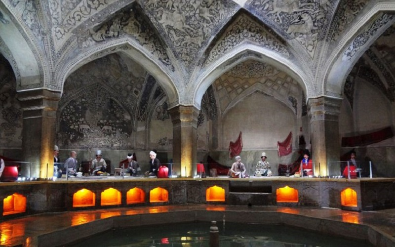 Complexe Zandiyeh Shiraz Iran