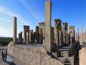 Tachara, Persépolis