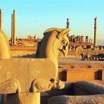 Persépolis, héritage achéménide
