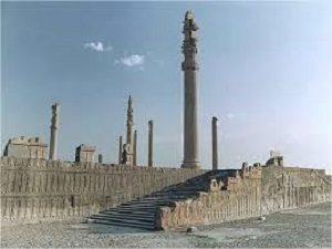 Apadana, Persépolis