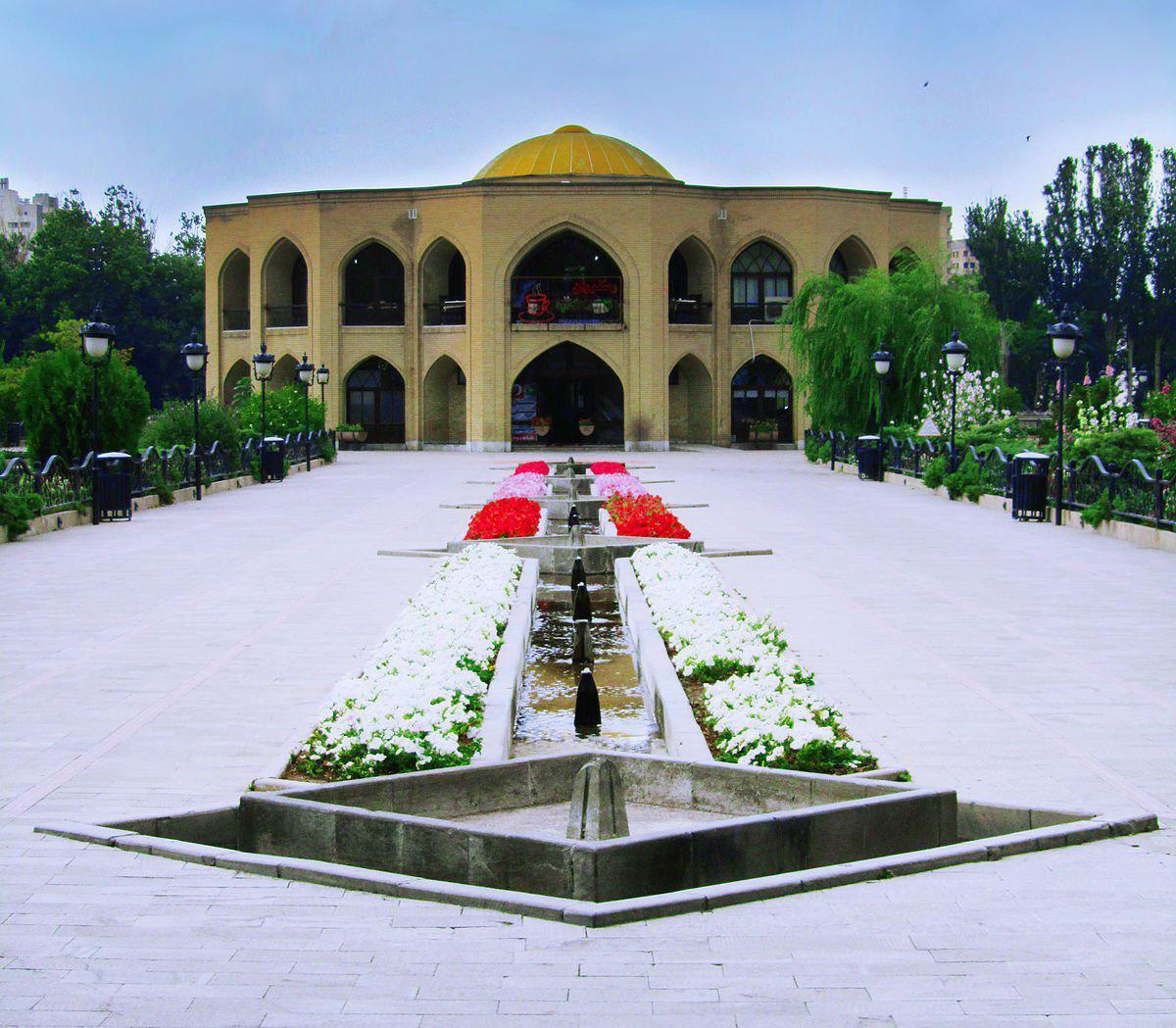 la ville Tabriz