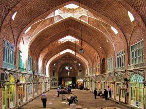 Bazar, Tabriz