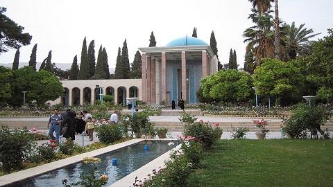 Circuit culturel en Iran