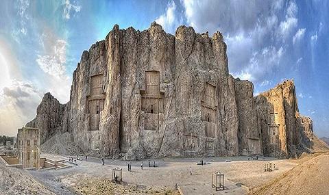 Circuit nomade en Iran