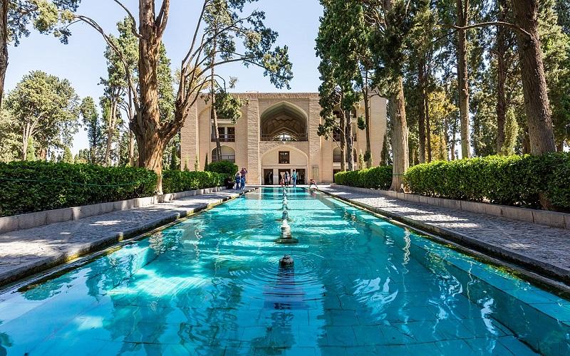 Jardin de Fin Kashan Iran