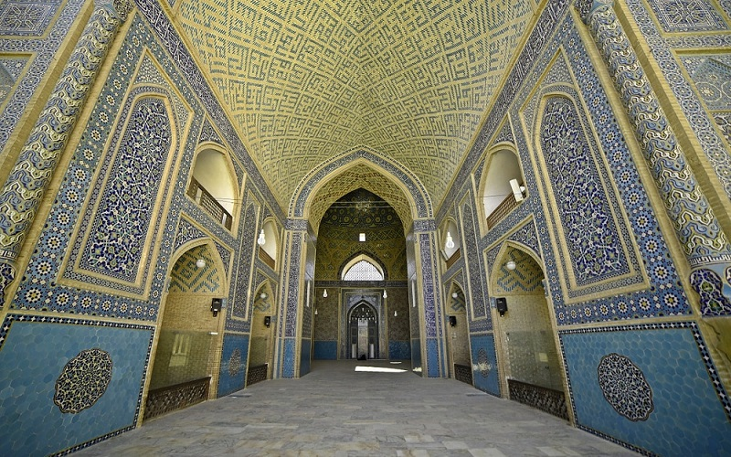 Mosquée du Vendredi Yazd Iran