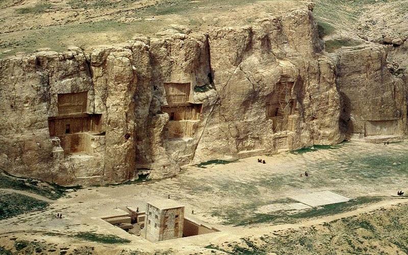 Naqsh-e Rostam Fars Iran