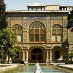 Palais du Golestan Téhéran Iran