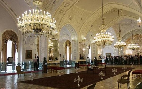 Palais Golestan
