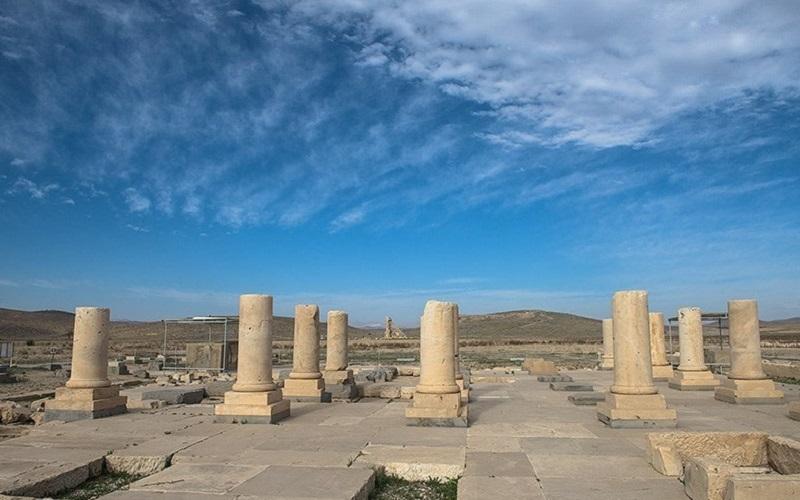 Pasargades Iran