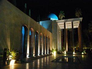 mausolée de Sa'adi, Chiraz