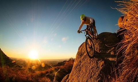 tour du vélo en Iran