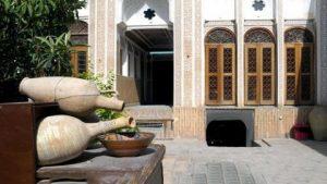 musée de l'eau, Yazd