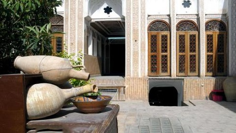 Musée de l'eau Yazd Iran