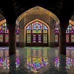 la mosquée Nasir-ol-molk