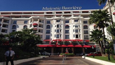 La convention d'hôteliers s'installe à Cannes