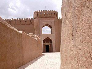 citadelle de Rhin, Kerman