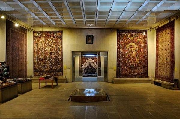 Musée du tapis Téhéran