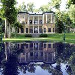 Palais de Niavaran Téhéran Iran
