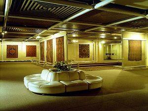 musée du tapis, Téhéran