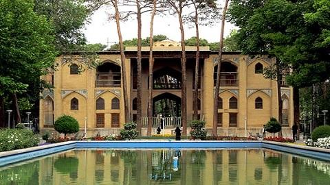 Palais de Hasht-Behesht