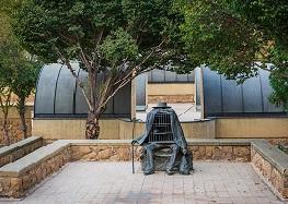 jardin des sculptures, Téhéran
