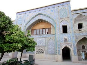 l'école de Khan, Chiraz