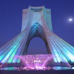 Tour Azadi Téhéran Iran