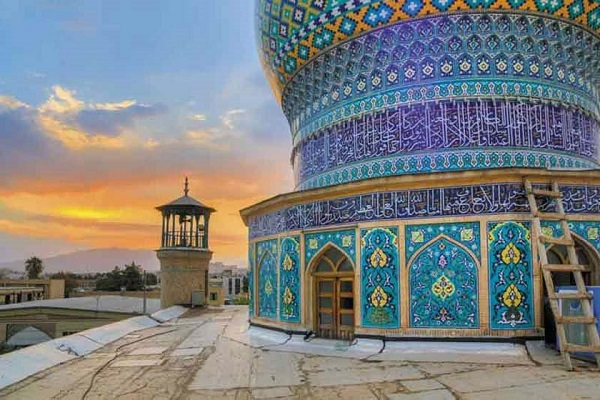 Mausolée Ali Ebn e Hamzah
