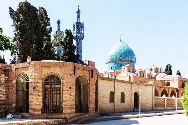 Mausolée Shah Nemat Allah Vali