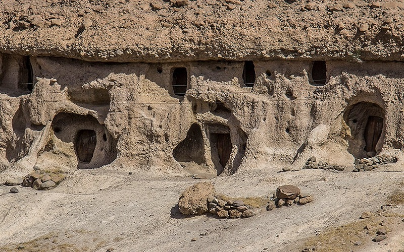 village de Meymand
