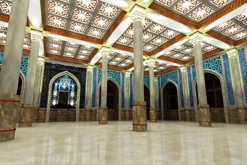 Mosquée Azam
