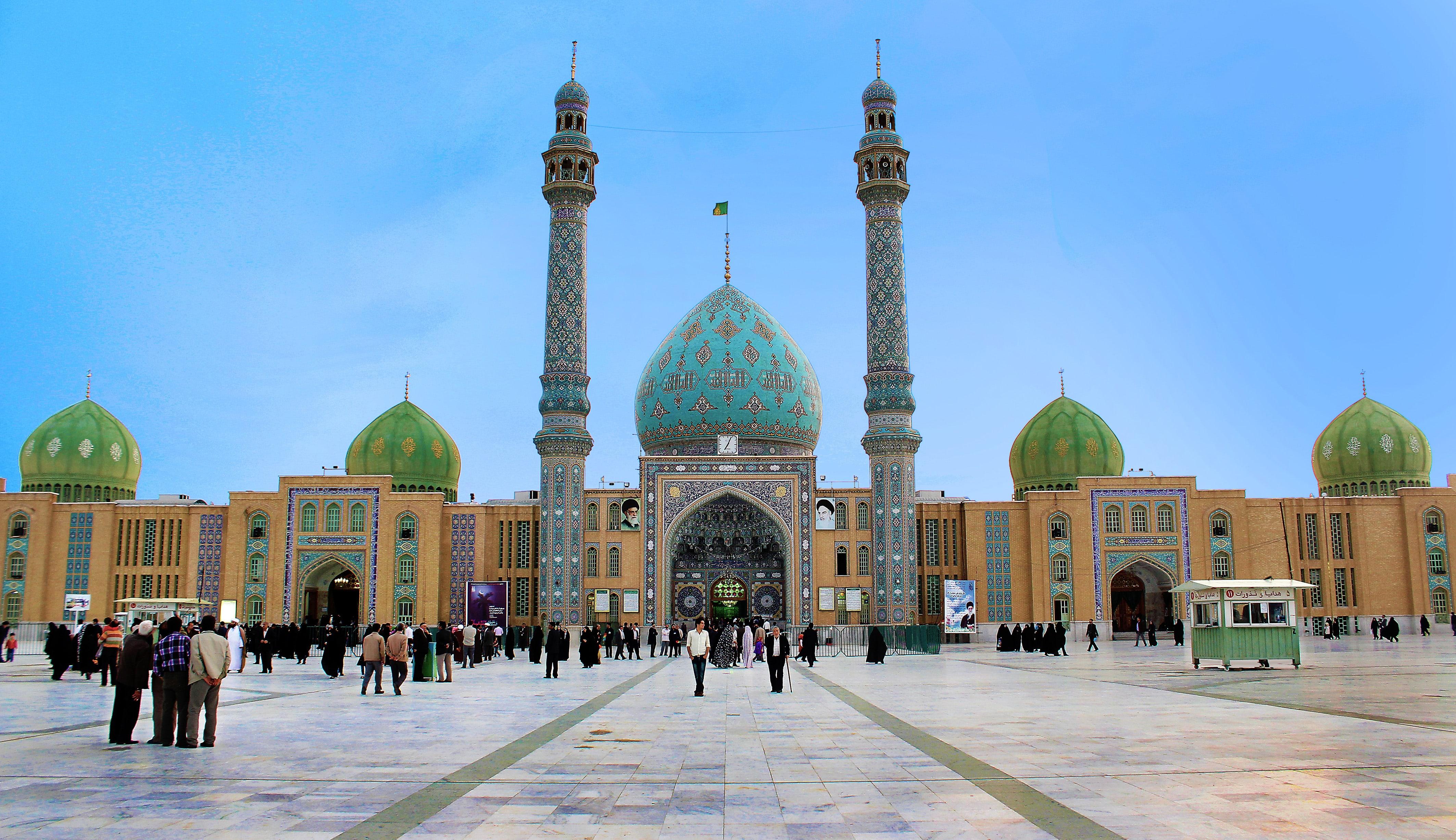 Mosquée Jamkaran