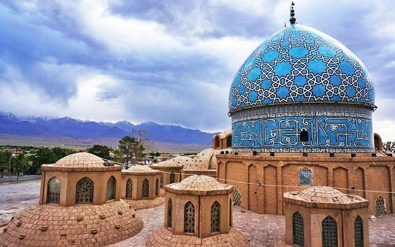 mausolée de Shah Nemat Allah Vali
